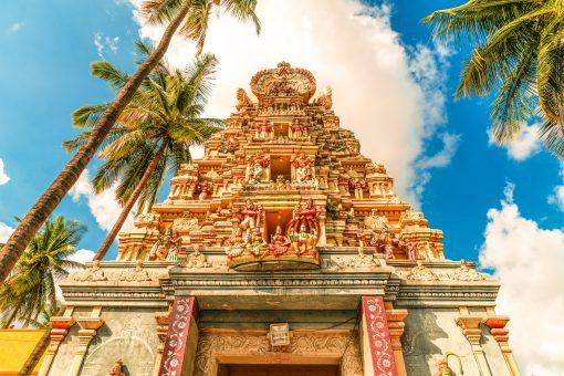 Lord Krishna Temple in Bangalore